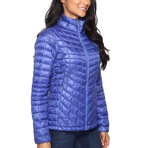 de1969e60 The North Face Thermoball Jacket Purple XS